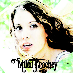 La cover dell'album di Mikol Frachey